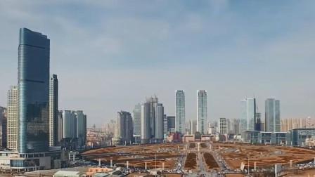 中国最大城市广场,是天安门的4倍,你知道在哪吗?