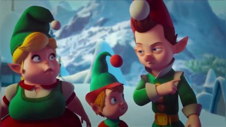 拯救大明星:第二个男孩准备,自己提前到达圣诞科技供词,非常之多