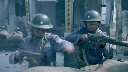 淞沪会战打响,敌我双方激战,战况愈加惨烈
