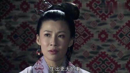 吕家人不放过刘恒,薄姬写信给吕后,知吕后狠毒却守国策