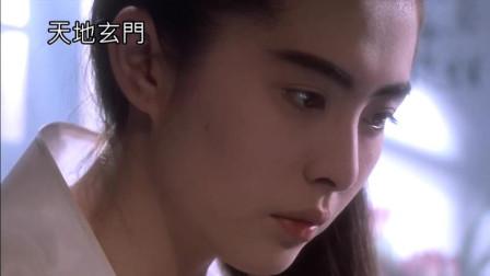 5分钟看完《天地玄门》,林正英为救绝世美女,大战日本鬼王妖法