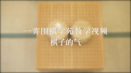 《弈之乐·乐弈篇》亲子课 - 02棋子的气 一弈围棋学苑 围棋培训
