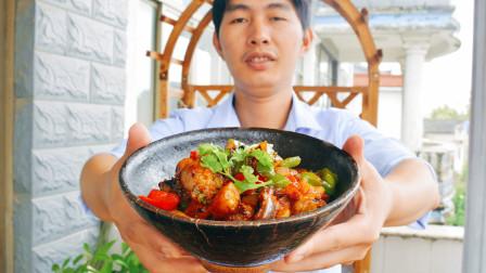 """王俊凯同款""""土豆烧排骨""""的做法,鲜香入味,比饭店里的还好吃!"""