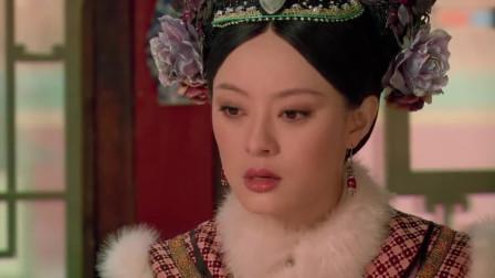 甄嬛传:甄嬛担心皇后借陵容的孩子势力更大,对皇上殷勤起来