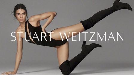 炫酷热舞 Kendall Jenner出镜Stuart Weitzman2019秋季广告