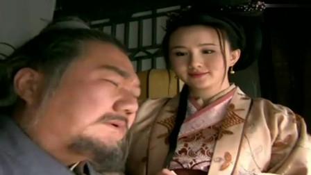 水浒传:潘巧云与师兄约定明日寺中相见,眼神里似乎有说不完的话