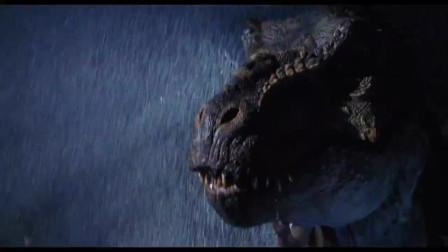侏罗纪公园之失落的世界:男子为救朋友,被两头巨龙分尸