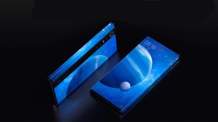 「领菁资讯」售价 19999 元!小米 MIX Alpha 环绕屏概念手机正式发布!