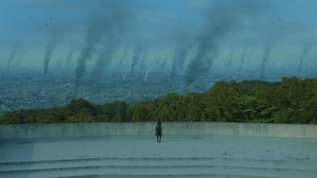 地球遭遇远古诅咒,整个城市瞬间支离破碎!