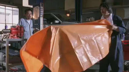 头文字D:你不是想把这东西,装在86身上吧,这是赛车引擎,非法的