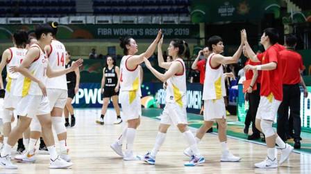 亚洲杯-邵婷13+5+6 中国女篮胜新西兰夺开门红