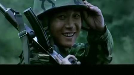 士兵突击:战士们冒着雨,在丛林中训练,真是不容易!