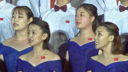 《我和我的祖国》合唱大赛——延津县人民医院