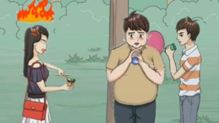 拆散情侣大作战:女友看到这一幕直接气走了怎么办 搞笑游戏