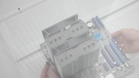 电脑发烧友DIY的时尚电脑主机
