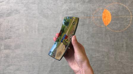 1580买的英国手机开箱,打开手机的一瞬间:取卡针居然这么大!