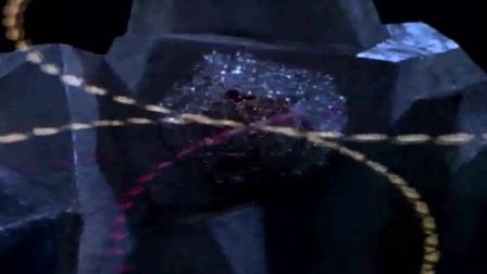 初代奥特曼被电光击中后,反应如此强烈