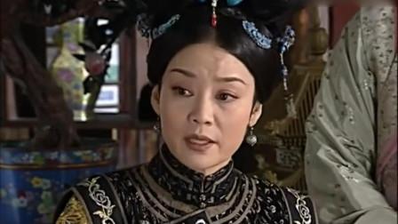 傻皇后真是童言无忌,随便顶嘴就让孝庄猜出是静妃害了乌云珠儿子!