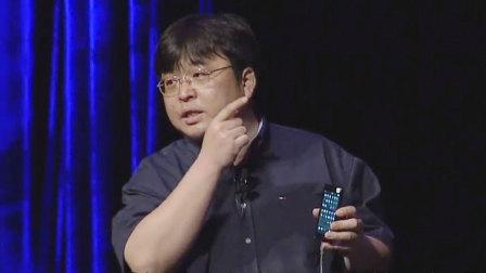 锤子智能手机操作系统 Smartisan OS 的桌面启动器演示