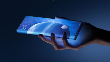 小米MIX Alpha:环绕屏+5G功能+1亿像素主摄,售价19999