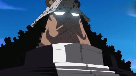 海贼王:七武海熊压倒性的实力, 连索隆的斩击也被弹开