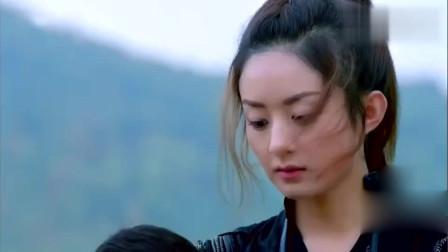 楚乔传 星儿假死,宇文玥却激动暴走,星儿把刀架在宇文玥脖子上!