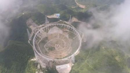 中国天眼能看到什么?曾接收到15亿光年前的信息,让人毛骨悚然