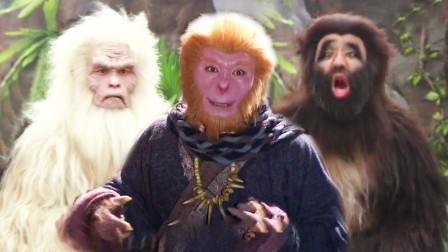 花果山就有仙草灵芝,为何老猴还要孙悟空海外寻仙学长生不老?