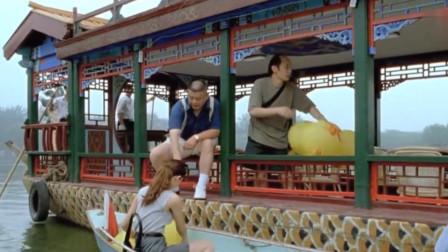 《没完没了》傅彪和葛优两人搁一块儿,再加上冯小刚,这电影不好笑都不行!