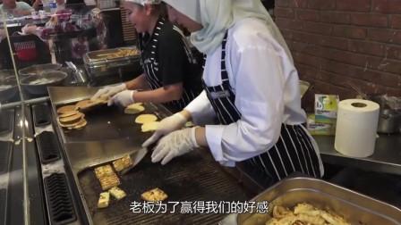 """最""""抠门""""的餐厅,客人只会得到一片火腿,生意却非常火爆"""