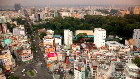 越南最好的城市胡志明市,在中国是什么水平?对比之后知道了!