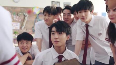 我是班主任:学霸王俊凯终于回归班级,回去的第一件事竟然是和女生一起看电影?