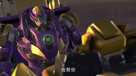 武战道:狂裂猩不计前嫌,虎煞天有难它竟鼎力相助,借兵灭蓝魔蝎