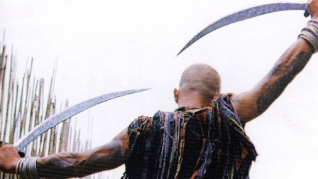 断刀客:一把断刀走天下,弑飞龙为父