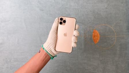 5499买的iPhone11 Pro开箱,看到浴霸三摄的一瞬间:华为笑了!