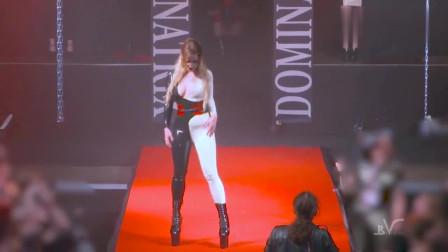 时装秀:个性十足的黑白配设计,经典不过时,简单也是一种美!