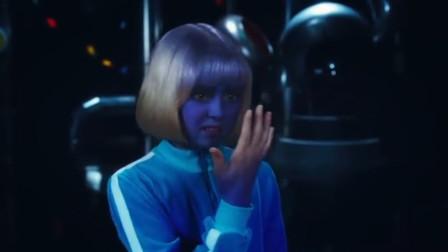 查理和巧克力工厂:小姑娘不听话,吃口香糖后竟变成了一个蓝莓!