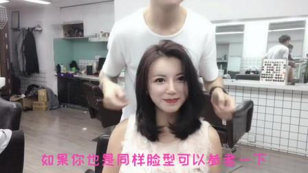 圆脸女生适合什么发型呢?时尚、减龄、显脸小才是重点。秒变小脸