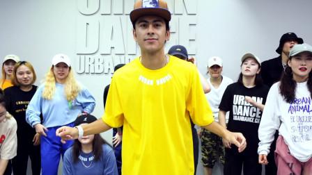 Julian Deguzman 编舞《Peaches And Cream》Urban Dance Studio 都市编舞工作室