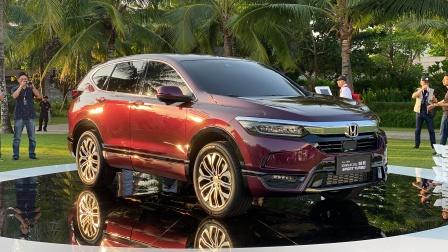 广汽本田皓影:20万级SUV新选择 预售价18万起