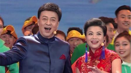 51岁张也和59岁吕继宏,男才女貌十分般配,网友:赶快在一起!