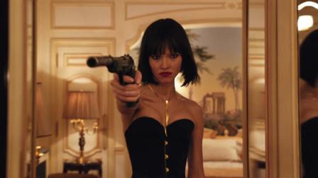 女间谍为了目标不惜一切代价,这部动作电影,拍的竟然如此惊艳