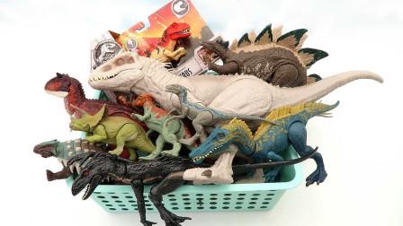几十只恐龙出没身上还背着武器,咋回事?