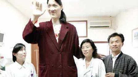 她是中国第一女巨人,身高竟比姚明还要高,如今却卧床不起