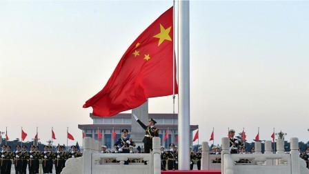 天安门国旗只能升到28.3米,为何要如此规定?国旗高度别有深意