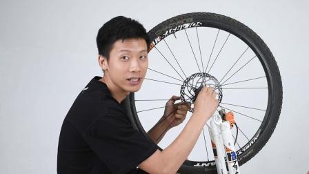 单车机械师2019 EP9 轮组装拆技巧及防蹭碟小妙招