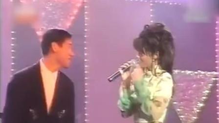 珍贵视频:张学友叶倩文同台演唱《无言的结局》,经典永不褪色