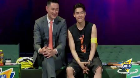 """《我要打篮球》:""""亚洲街球王""""胯下运球超炫,邓伦惊呆了!"""