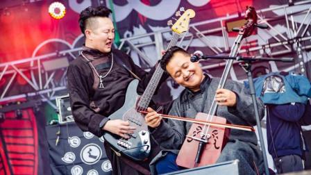 在国外超受欢迎的一支中国金属乐队,每场演出都燃爆全场!