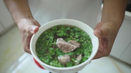 小祝美食汇:家庭版牛肉汤